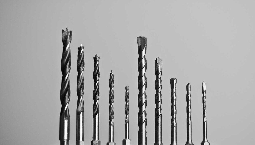 Drill Bit for Hardened Steel Bolt