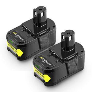 GERIT BATT 6.0AH for Ryobi One Plus Lithium Battery
