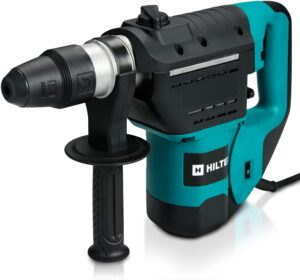 Hiltex 10513 1-1/2 Inch Impact Energy to Complete Heavy Duty SDS Rotary Hammer Drill
