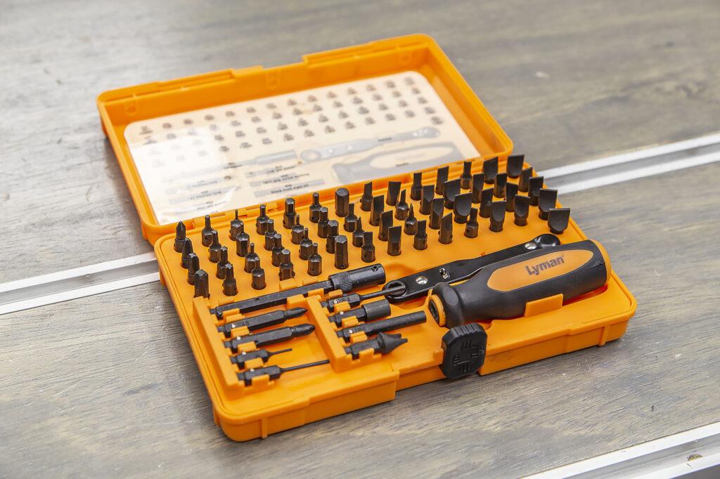 Gunsmith Screwdriver Set