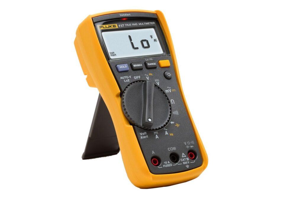 HVAC Multimeter Digital Counting