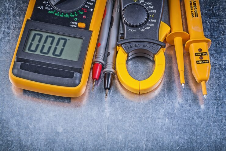 How to Use a Cen-Tech Digital Multimeter to Check Voltage