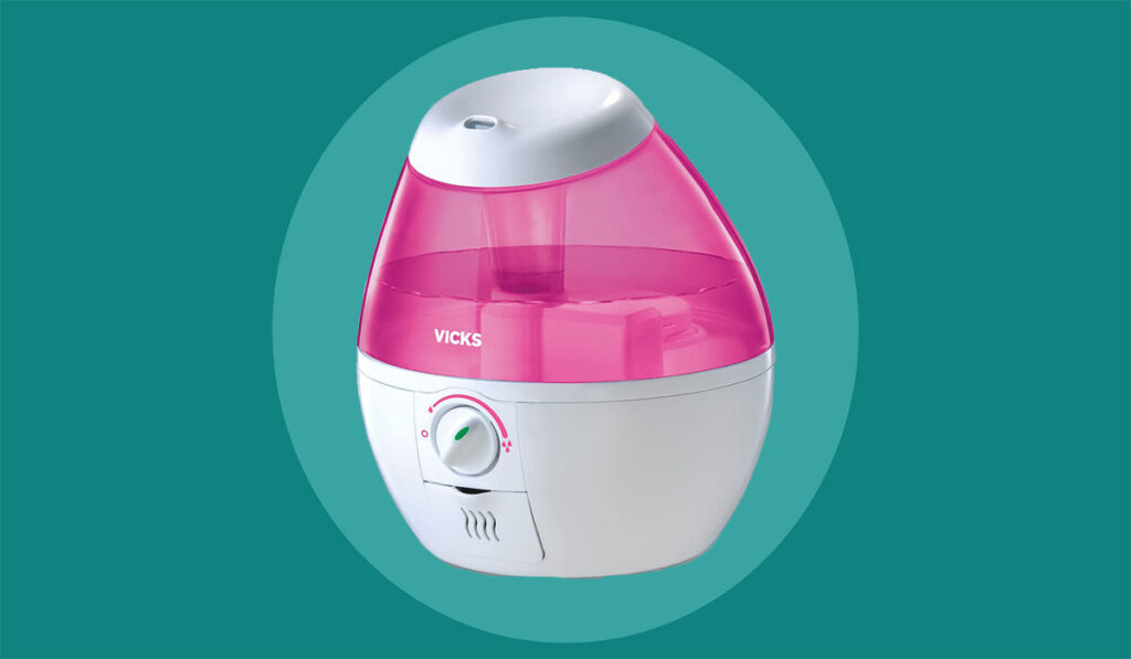 Cool Mist Humidifier Without Filter