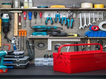 Homak Tool Box Review