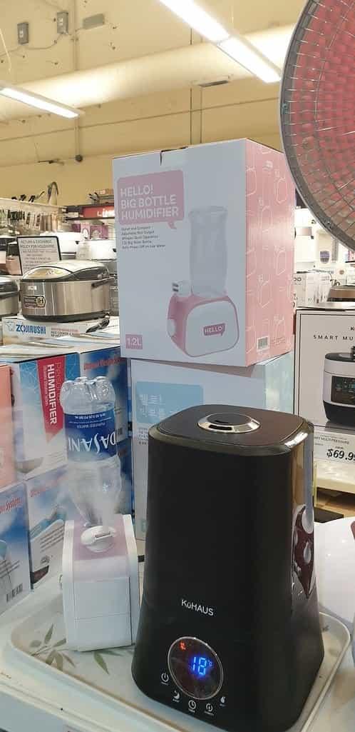 Best Filterless Humidifier