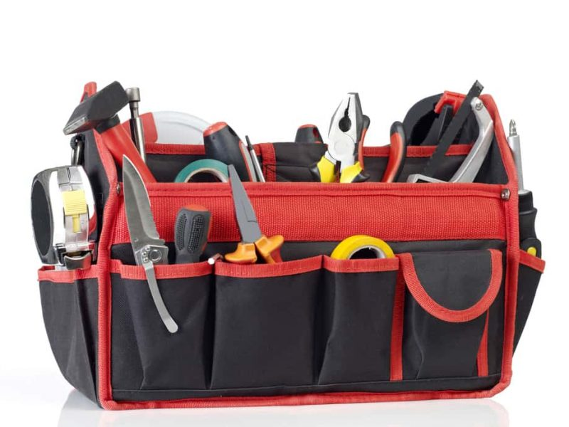 How to Organize a Toolbox