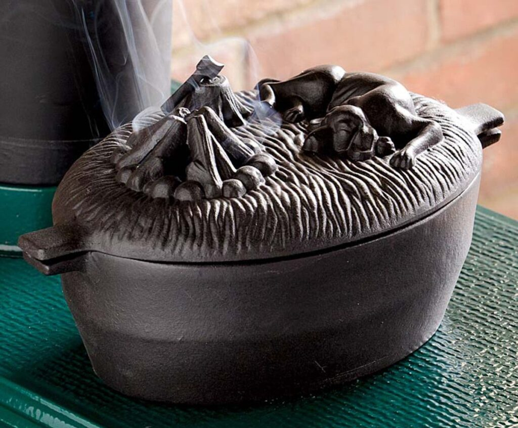 Use Stove Steamer